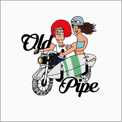 Old Pipe| Webike摩托百貨