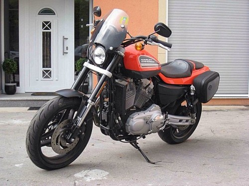 HARLEY-DAVIDSON XR1200X新車出售中 XR1200 Cafe Racer Kit | 威崎重車