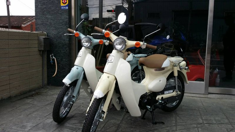 【個人自售】HONDA Little Cub  - 「Webike-摩托車市」 ***威崎重車*** HONDA Little Cub 小狼