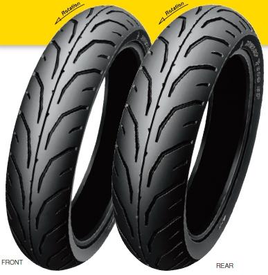 TT900GP 後輪【120/80-18 MC 62H TL】輪胎