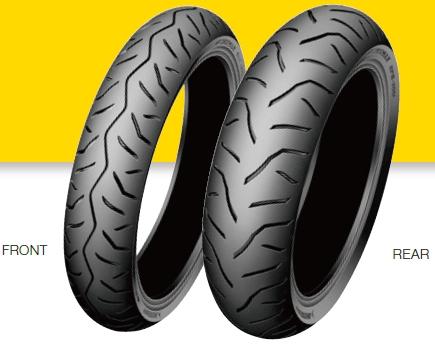 GPR-100 前輪【120/70R15】輪胎