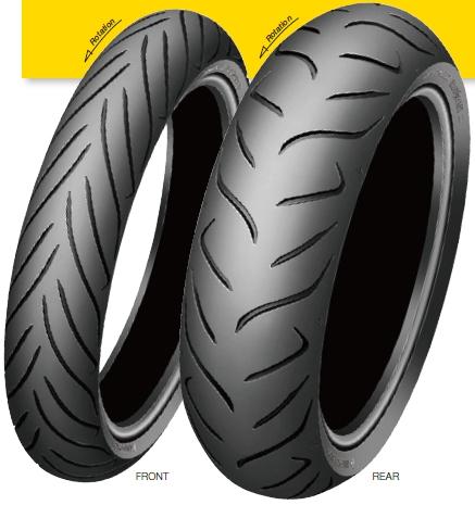 SPORTMAX ROADSMART II【180/55ZR17 MC(73W) MT3】輪胎