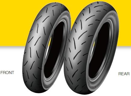 TT93GP【100/90-10 56J】輪胎
