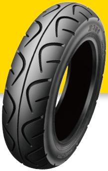 【DUNLOP 登錄普】D306 【90/90-10】輪胎