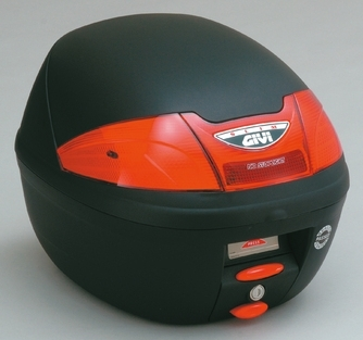 【GIVI】E230N-S 後箱 (平光黑) 附燈 - 「Webike-摩托百貨」