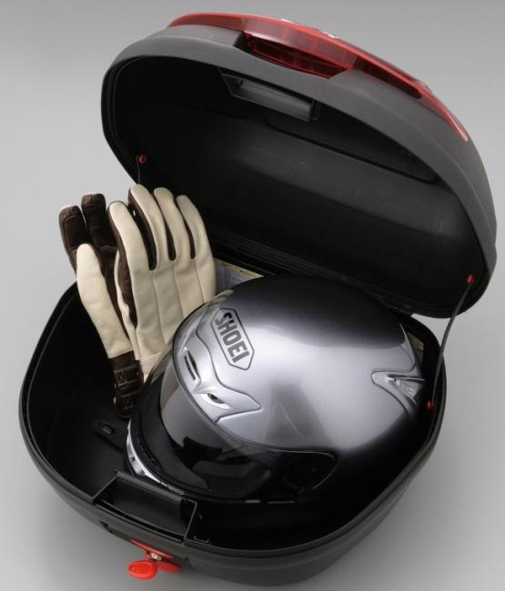 【GIVI】E340A900 後箱 (霧銀)無燈 - 「Webike-摩托百貨」
