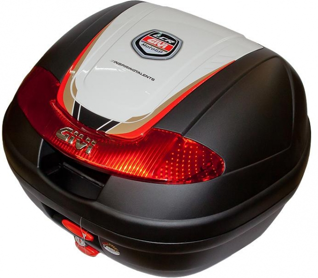 【GIVI】E340EB900(99A) 後箱 (MOTO GP烤漆彩繪)無燈 - 「Webike-摩托百貨」