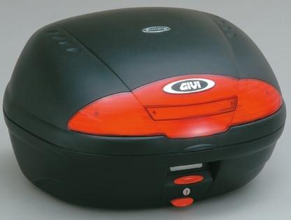 E450N-S 後箱 (平光黑)附燈