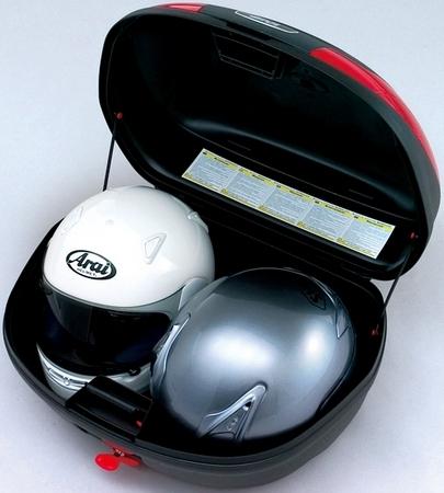 【GIVI】E470G730 後箱 (烤漆銀)無燈