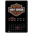 【HARLEY-DAVIDSON 哈雷】H-D 哈雷桌曆