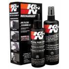 【K&N】99-5050 空氣濾芯保養組