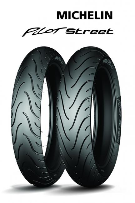 Piolt Street -M281【80/90-17 M/C 50S】輪胎