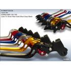 【NHRC】HONDA MSX 125 煞車/離合器拉桿套件