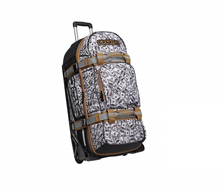 RIG 9800 鐵人重機行李箱-美國夢