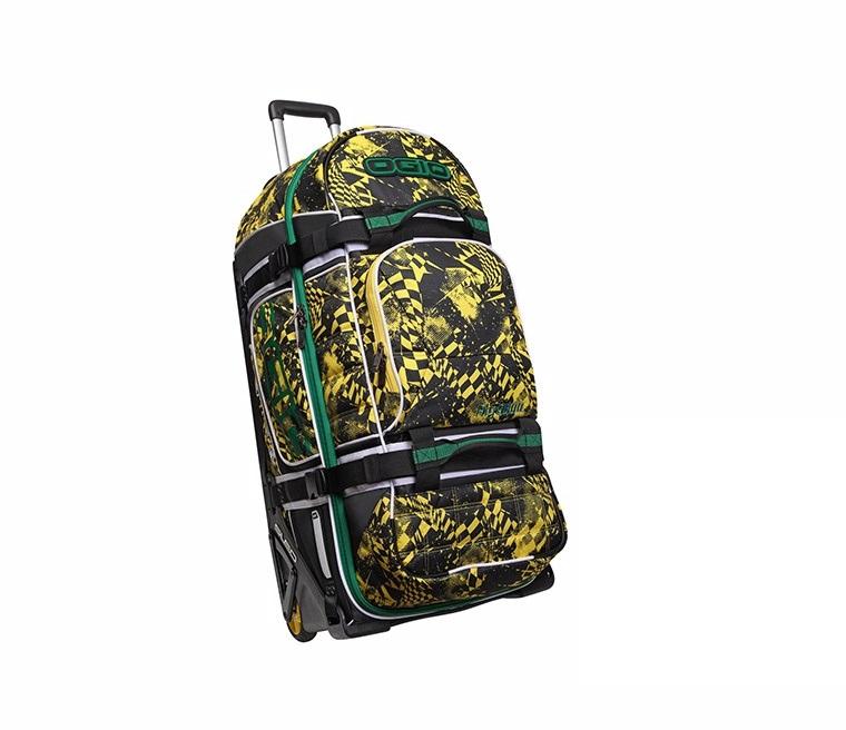 RIG 9800 鐵人重機行李箱-終點線