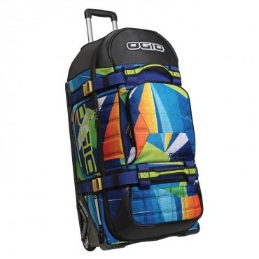 RIG 9800 鐵人重機行李箱-普普色塊