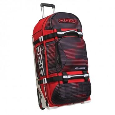 RIG 9800 鐵人重機行李箱-紅色