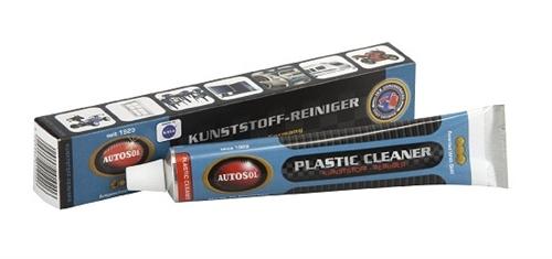 【AUTOSOL】塑膠清潔保護膏 75ml - 「Webike-摩托百貨」