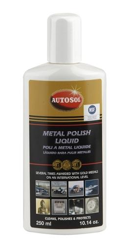 液體金屬清潔亮光保護劑 250ml