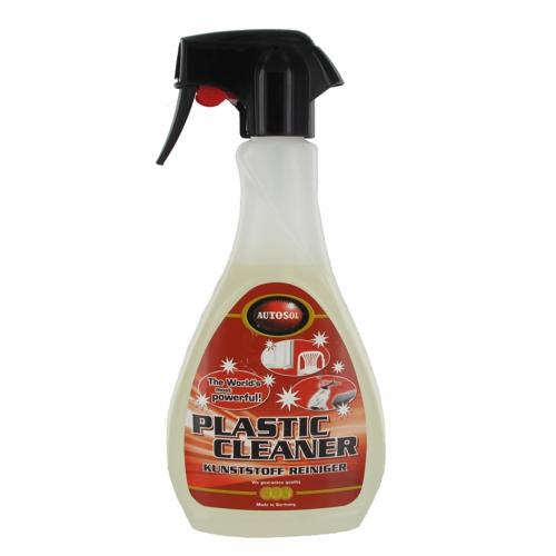 高效能塑膠清潔劑 500ml