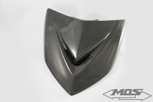 【MOS】YAMAHA 新勁戰X版 CygnusX 碳纖維大盾貼片(小)