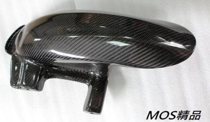 YAMAHA RS 100/RSZ/CUXI 後土除(碳纖維)