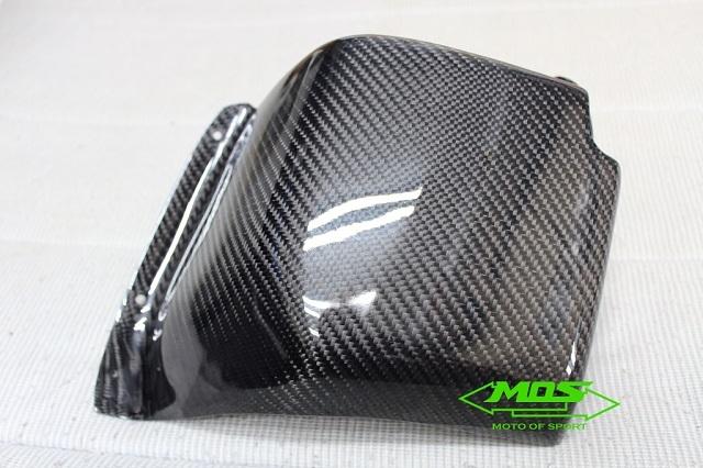 【MOS】YAMAHA BWS-125 碳纖維置物箱