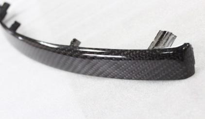 【MOS】YAMAHA NEW CUXI 前飾條 (碳纖維) - 「Webike-摩托百貨」