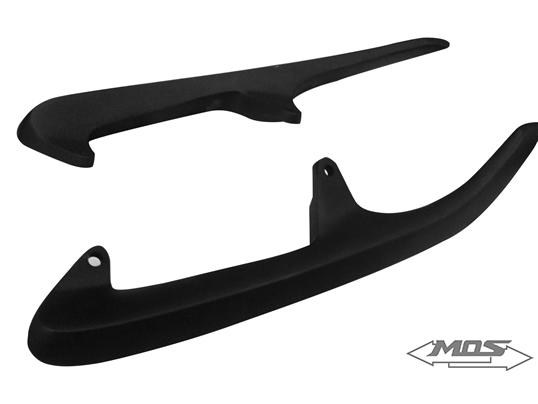 【MOS】KYMCO 雷霆 Racing 輕量化分離式後扶手 (碳纖維)