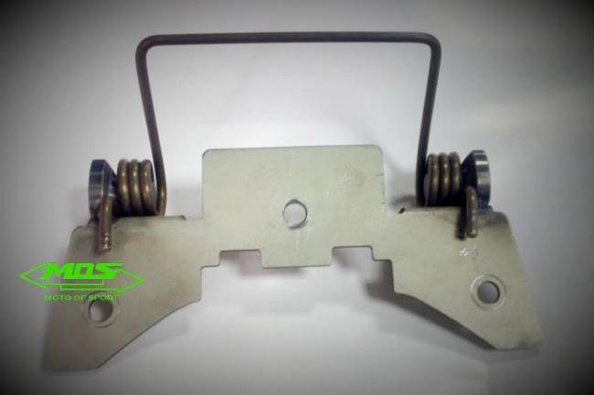 Suzuki ADDRES V125 椅墊彈簧