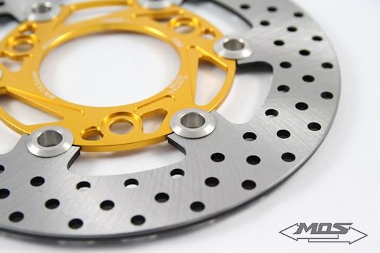 【MOS】Suzuki GSR 125/NEX 圓形浮動碟盤 - 「Webike-摩托百貨」