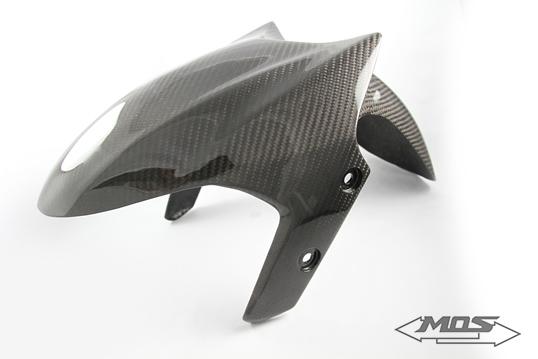 【MOS】YAMAHA S-MAX 155 開網前土除(碳纖維) - 「Webike-摩托百貨」