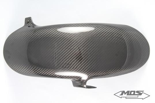 【MOS】YAMAHA S-MAX 155 後土除(碳纖維)
