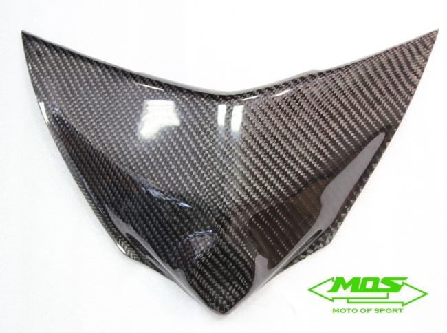 YAMAHA 新勁戰X版 CygnusX 碳纖維小盾貼片 (大)