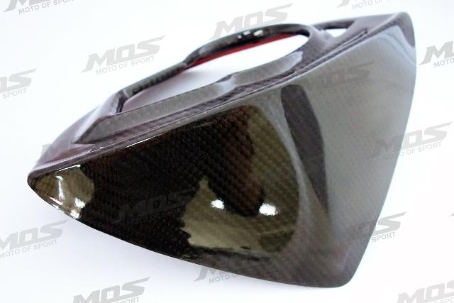【MOS】新勁戰X 儀表大飾蓋 碳纖維