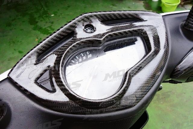 新勁戰X 儀表大飾蓋 碳纖維