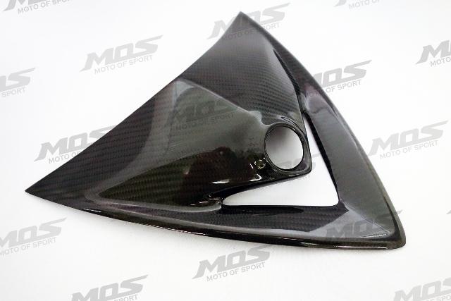 新勁戰X 大盾飾蓋 碳纖維