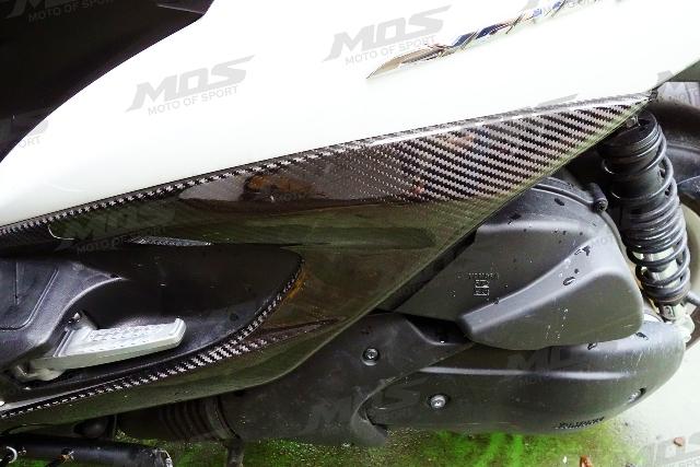 【MOS】新勁戰X 飛鏢飾版 碳纖維