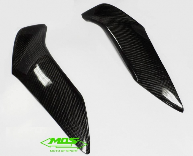 YAMAHA BWS-125 碳纖維前飾板貼片