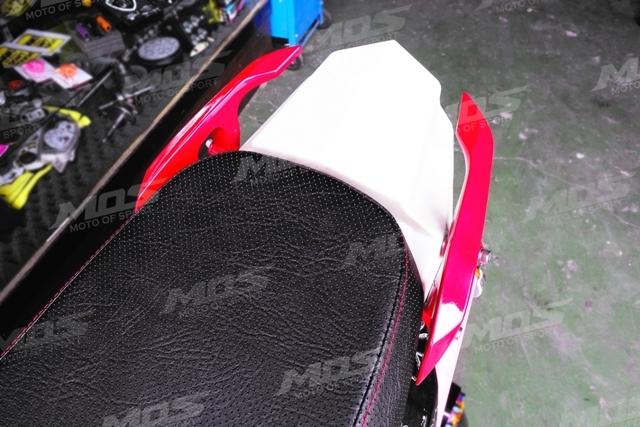 【MOS】BWS-125 流線後扶手 - 「Webike-摩托百貨」