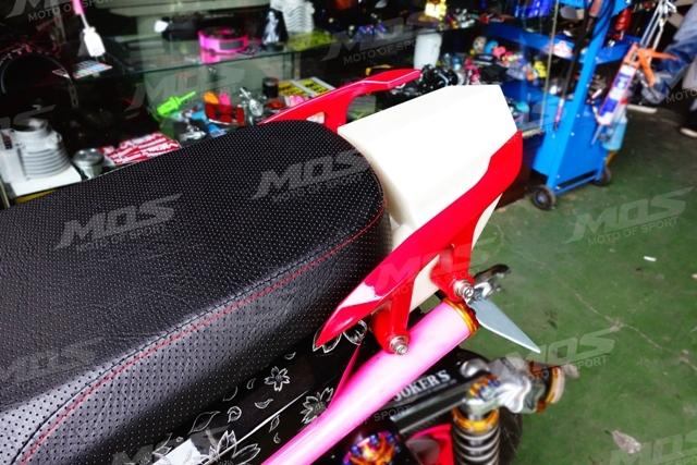 【MOS】BWS-125 流線後扶手