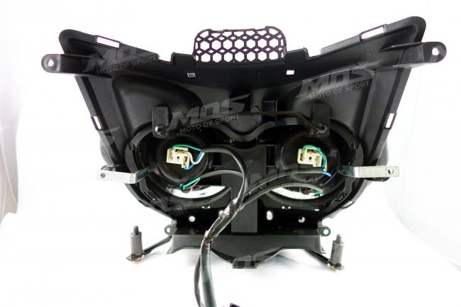YAMAHA BWS-125 美規1:1雙燈套件組