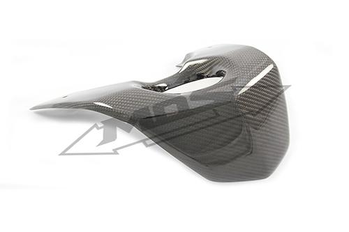 YAMAHA T-MAX 530 碳纖維鎖頭飾板