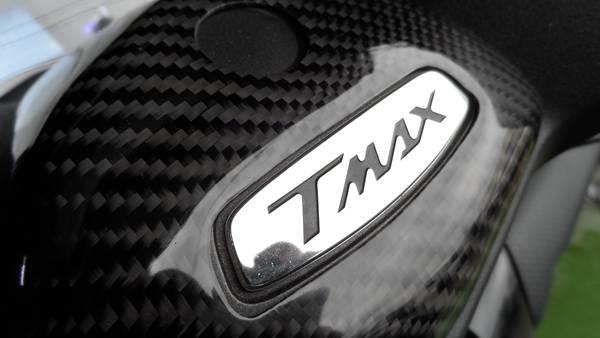 【MOS】YAMAHA T-MAX 530 碳纖維車手飾蓋