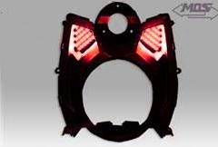 【MOS】YAMAHA BWS SMD 晶片蜂巢方向燈