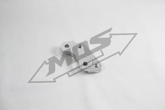 【MOS】YAMAHA 新勁戰 卡鉗轉接座 - 「Webike-摩托百貨」