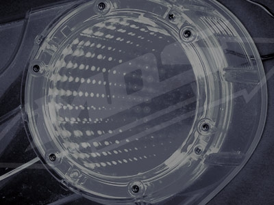 【MOS】YAMAHA 新勁戰/BWS 燻黑3D傳動蓋