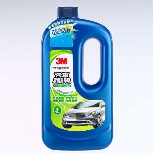 車用超級濃縮洗車精 (一箱12罐)