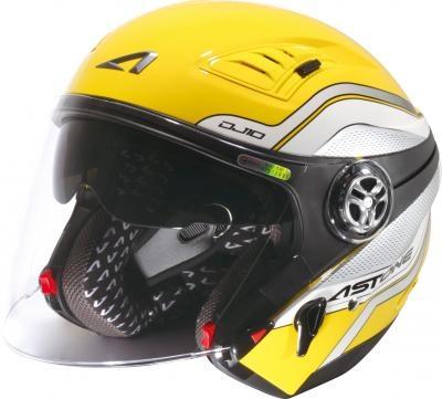 DJ10C(610A-OO7)四分之三安全帽(可加裝下巴)