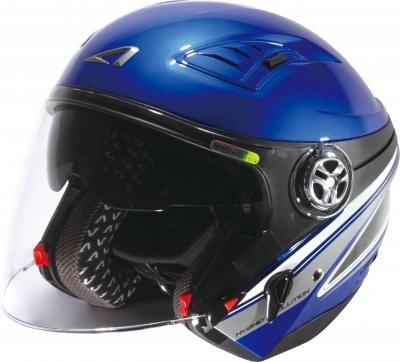 DJ10C(610A-OO8)四分之三安全帽(可加裝下巴)